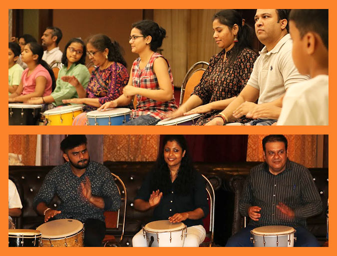 DJEMBE COURSE